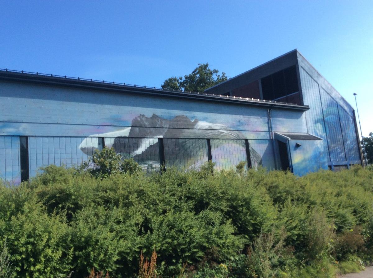 Gatekunst17 er i gang i Kristiansand